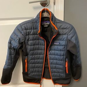 Boys Patagonia transitional jacket Size S: 7-8